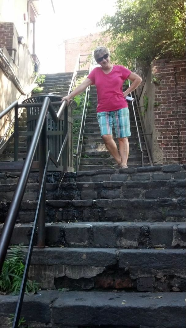 2012 Savannah Trip Streaming Around