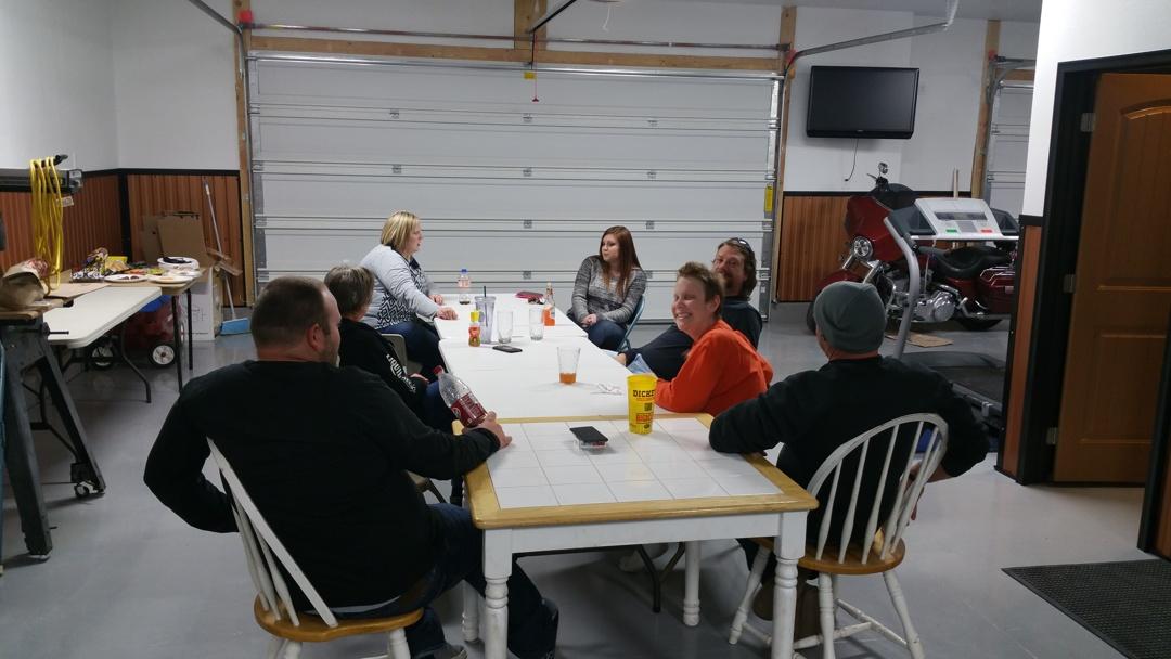 FamilyDinner-Garage1