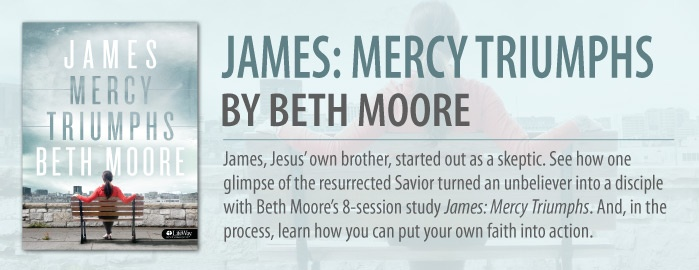 James - Leader Guide: Mercy Triumphs: Beth Moore ...